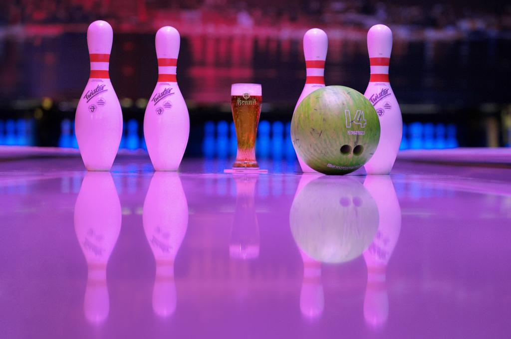 Een gezellig avondje bowlen 28 januari 2017